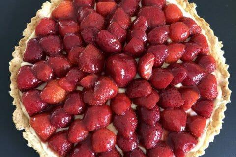 Tarte aux fraises Thermomix par segogo