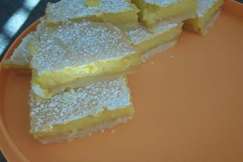 Carrés au citron Thermomix par Sg79