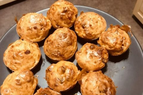 Muffins au chorizo Thermomix par titoucuisto