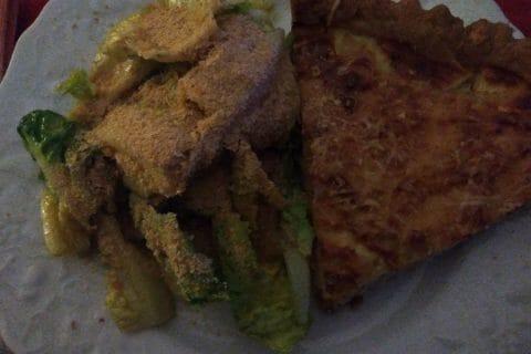 Tarte au fenouil et saumon Thermomix par Nunuche