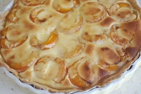 Tarte amandine aux abricots Thermomix par chantou13