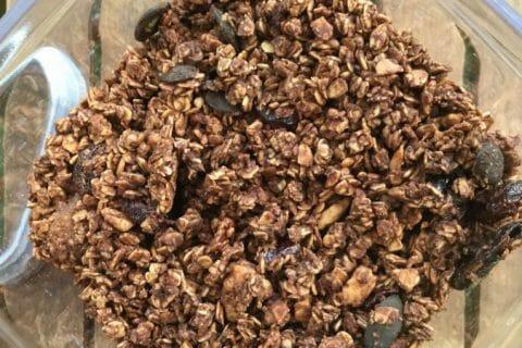 Granola au chocolat Thermomix par AmandeDouce4