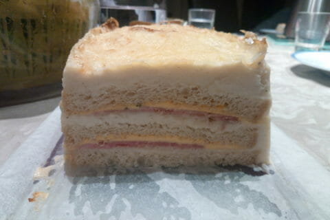 Croque cake Thermomix par Guilene