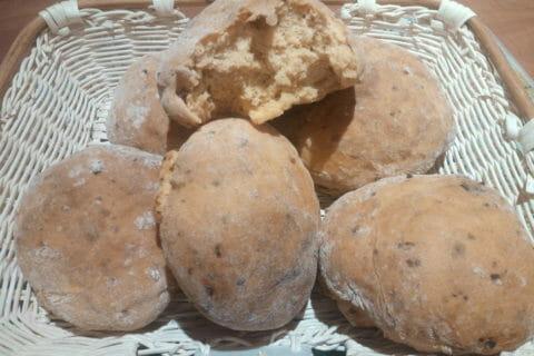 Petits pains au chorizo Thermomix par Guilene