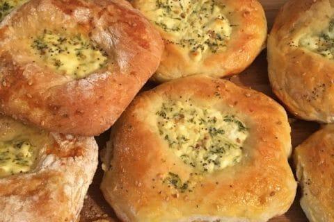 Poğaça – Petits pains Turcs à la Feta Thermomix par lomayawia