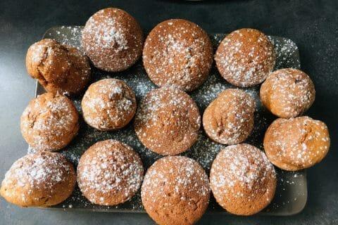 Muffins aux pépites de chocolat Thermomix par Leeloo1307