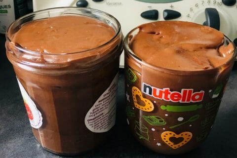 Nutella Thermomix par Leeloo1307