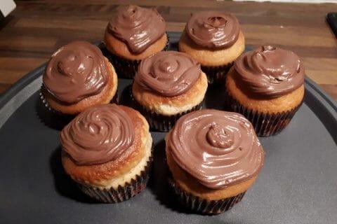 Cupcakes au nutella Thermomix par Emmanuelle_4