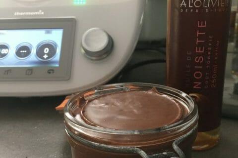 Nutella Thermomix par nelia74