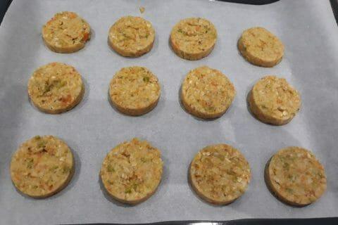 Croquettes de chou-fleur au jambon cru Thermomix par Rostefange