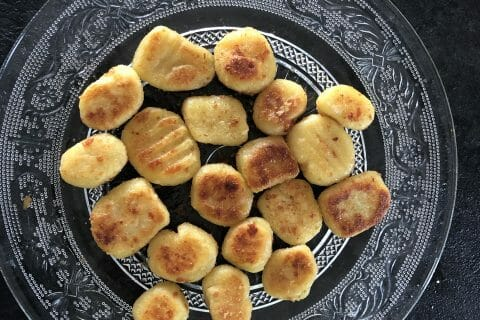 Gnocchi de pomme de terre au Thermomix