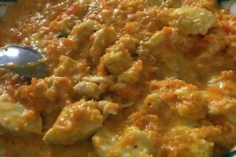 Bouchées de poulet aux carottes Thermomix par @flo@