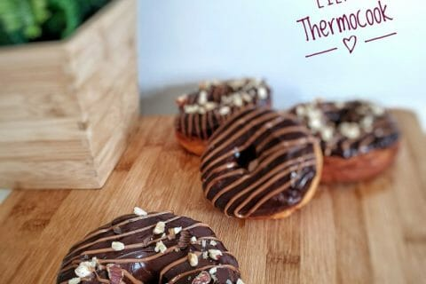 Donuts Thermomix par lilasoumissa