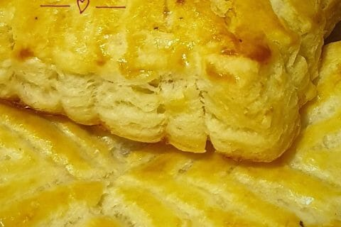 Friands jambon, champignons et fromage Thermomix par lilasoumissa