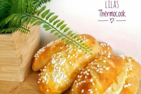 Pain au lait Thermomix par lilasoumissa