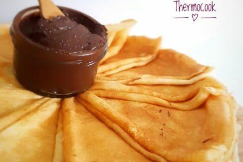 Pâte à crêpes Thermomix par lilasoumissa