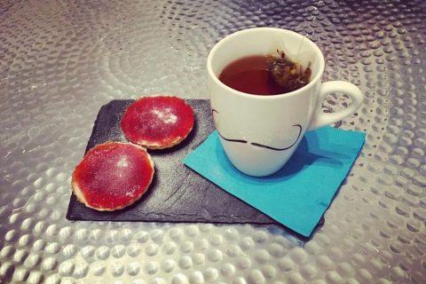 Mini tartelettes aux fraises Thermomix par Nedjla