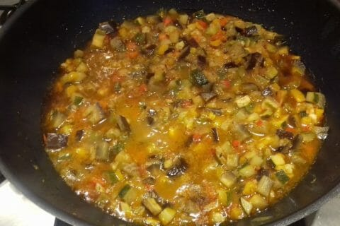 Ratatouille Thermomix par delloul