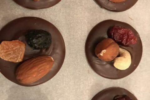 Mendiants au chocolat Thermomix par Chrys 1605
