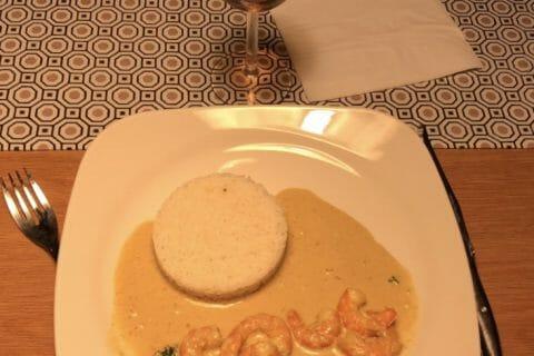 Curry de crevettes au lait de coco Thermomix par Mimi99