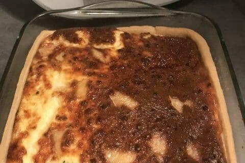 Tarte au fromage Thermomix par Nari95