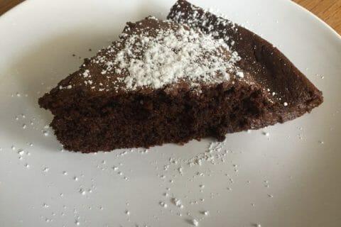 Gâteau au chocolat et courgettes au Thermomix