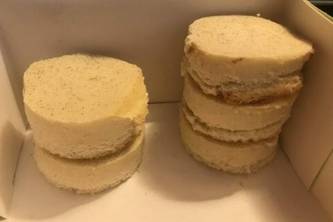 Gâteau magique à la vanille Thermomix par mix2tou