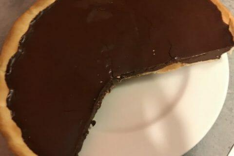 Tarte tout chocolat Thermomix par mix2tou