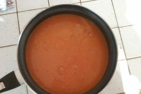 Soupe detox Thermomix par Patouche
