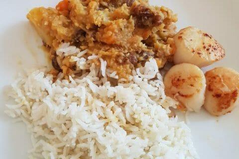 Dhal de patate douce et de lentilles corail Thermomix par Val_2