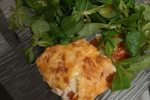 Clafoutis tomates cerises et fromage de chèvre au Thermomix