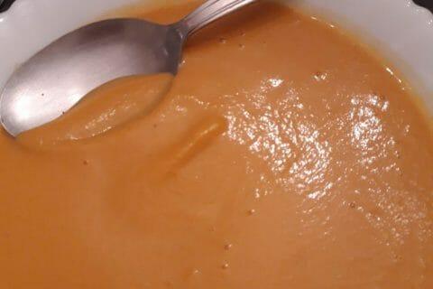 Velouté de patate douce au lait de coco Thermomix par theo-58