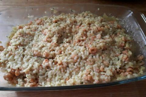 Risotto crevettes et curry Thermomix par Jennydoudou