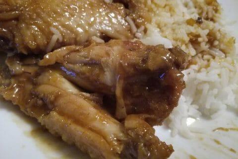 Ailes de poulet au miel Thermomix par djinny