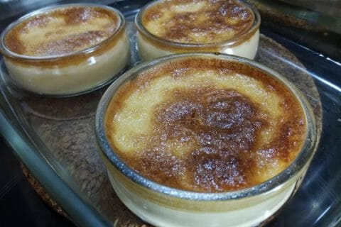 Crème renversée au caramel Thermomix par djinny