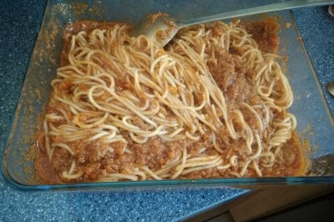Spaghettis bolognaise Thermomix par MLaure131