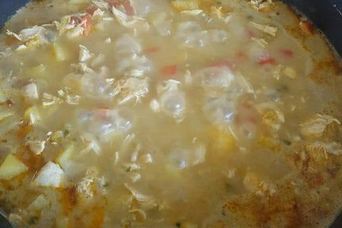 Poulet Thaï au curry Thermomix par Christel72