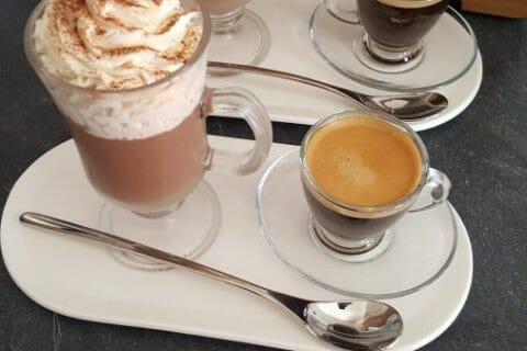 Chocolat liègois Thermomix par Fatijuju