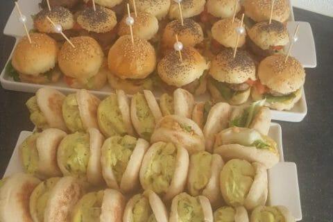 Mini burgers Thermomix par Fatijuju
