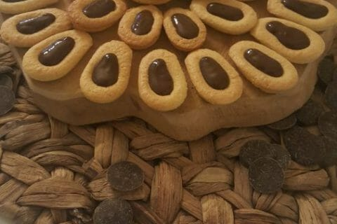 Barquettes au chocolat Thermomix par Fatijuju