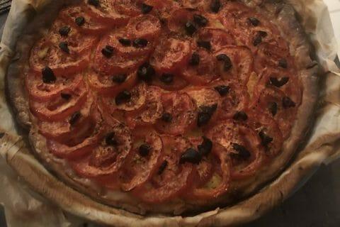 Tarte tomates et amandes Thermomix par dody40