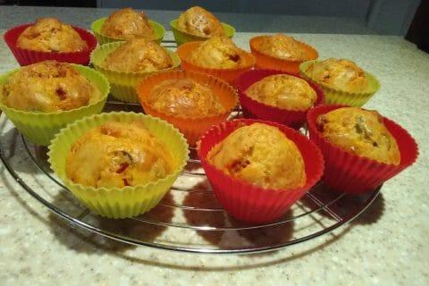 Muffins au chorizo Thermomix par MarieH55