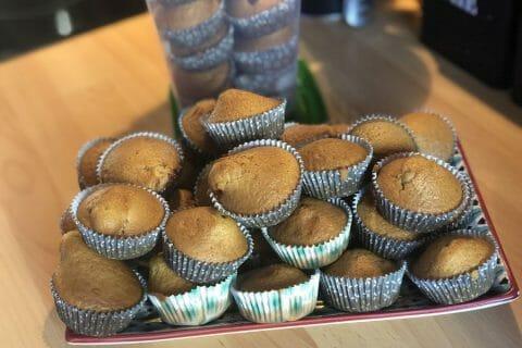 Muffins aux pépites de chocolat Thermomix par July69