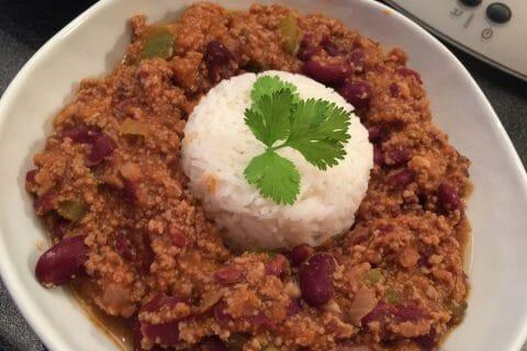 Chili con carne Thermomix par AnHo