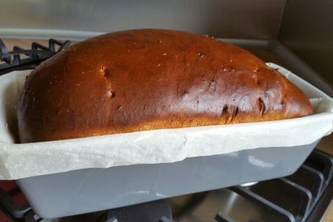 Brioche du boulanger Thermomix par Darlich