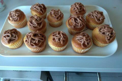 Cupcakes au nutella Thermomix par cookine