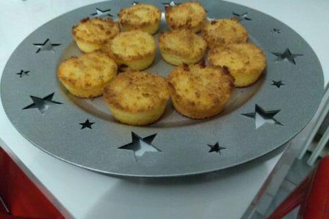 Bouchées coco choco Thermomix par cookine