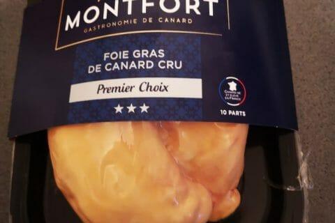 Foie gras Thermomix par Nathalie 13011