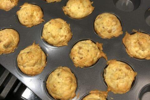 Muffins au chorizo Thermomix par llenert