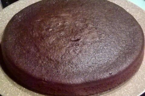Gâteau au chocolat et courgettes Thermomix par Marysoux